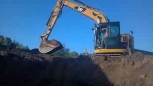 excavating image