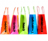 image of shopping bags with teaching and learning terms on them