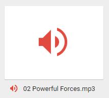 image of podcast symbol
