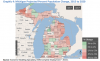 Michigan population change