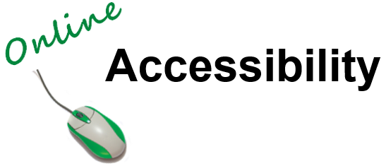 Online Accessibility logo