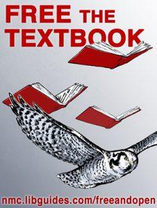 Free the Textbook logo
