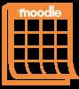Moodle calendar icon