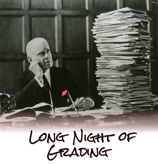 Come to the Long Night of Grading