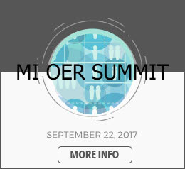 MI OER Summit - September 22, 2017