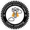Online Learning Badge