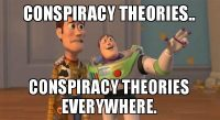 conspiracy theories meme