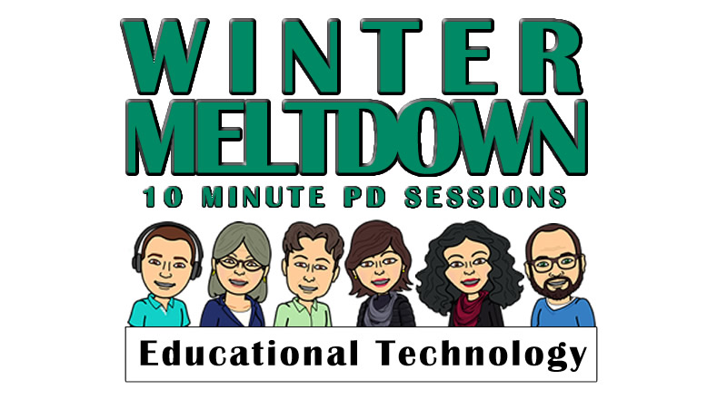 Winter Meltdowns - 10 Minute PD