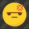 bored emoji