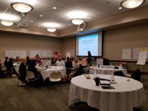 EEA Workshop at the Hagerty Center