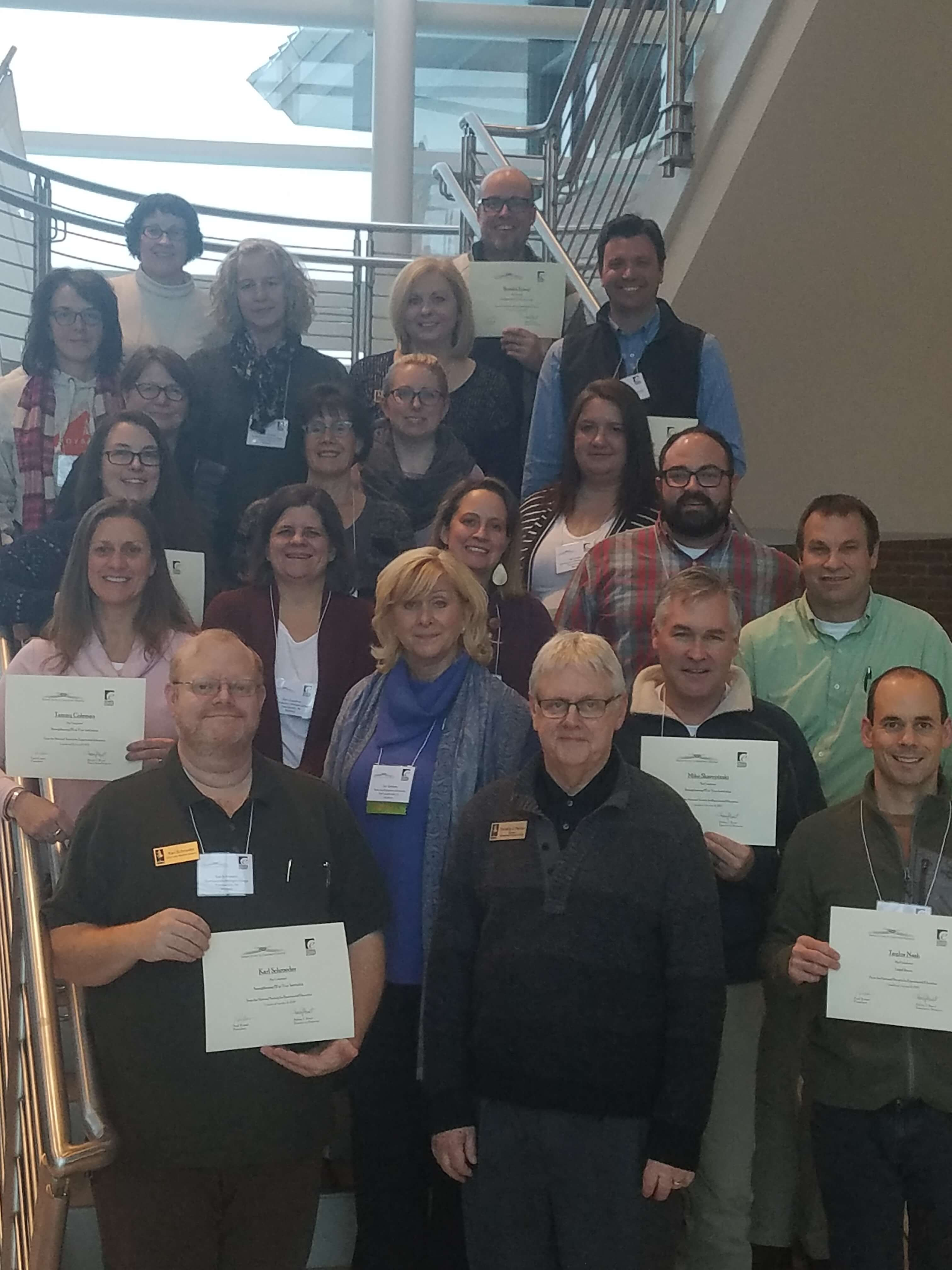 Experiential Education Academy Certifies NMC Staff & Faculty