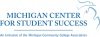 Michigan Center for Student Success Logo
