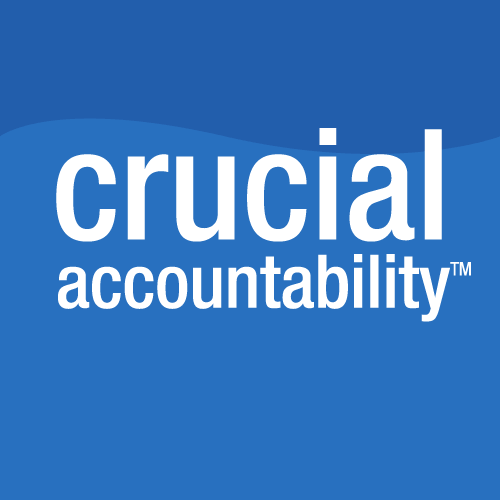 Sign Up for Crucial Accountability Training