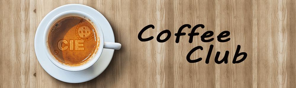 CIE Coffee Club