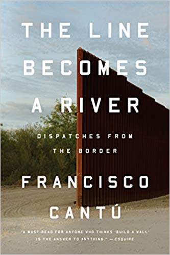New Global Lit Book Club Choice: The Line Becomes a River