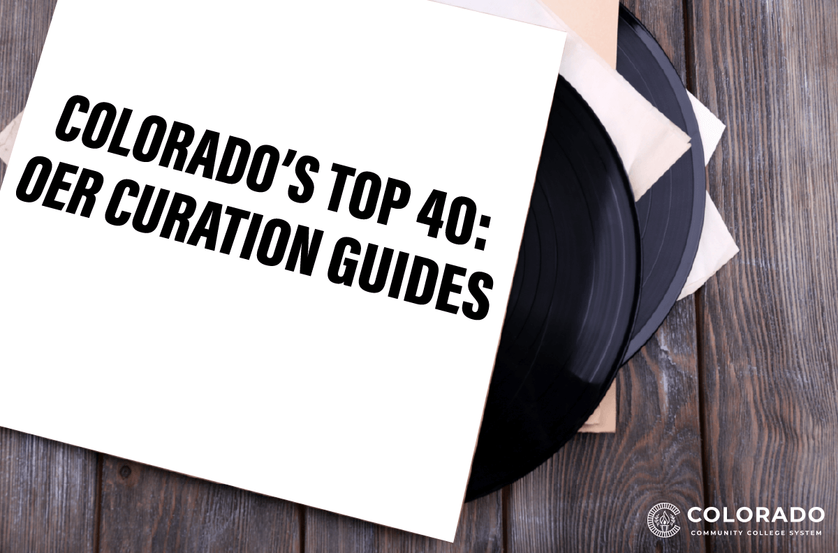 OER Curation Guides