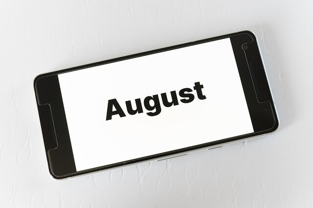 The All-New August Professional Development Day
