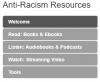 Anti-Racism Menu for Libguide