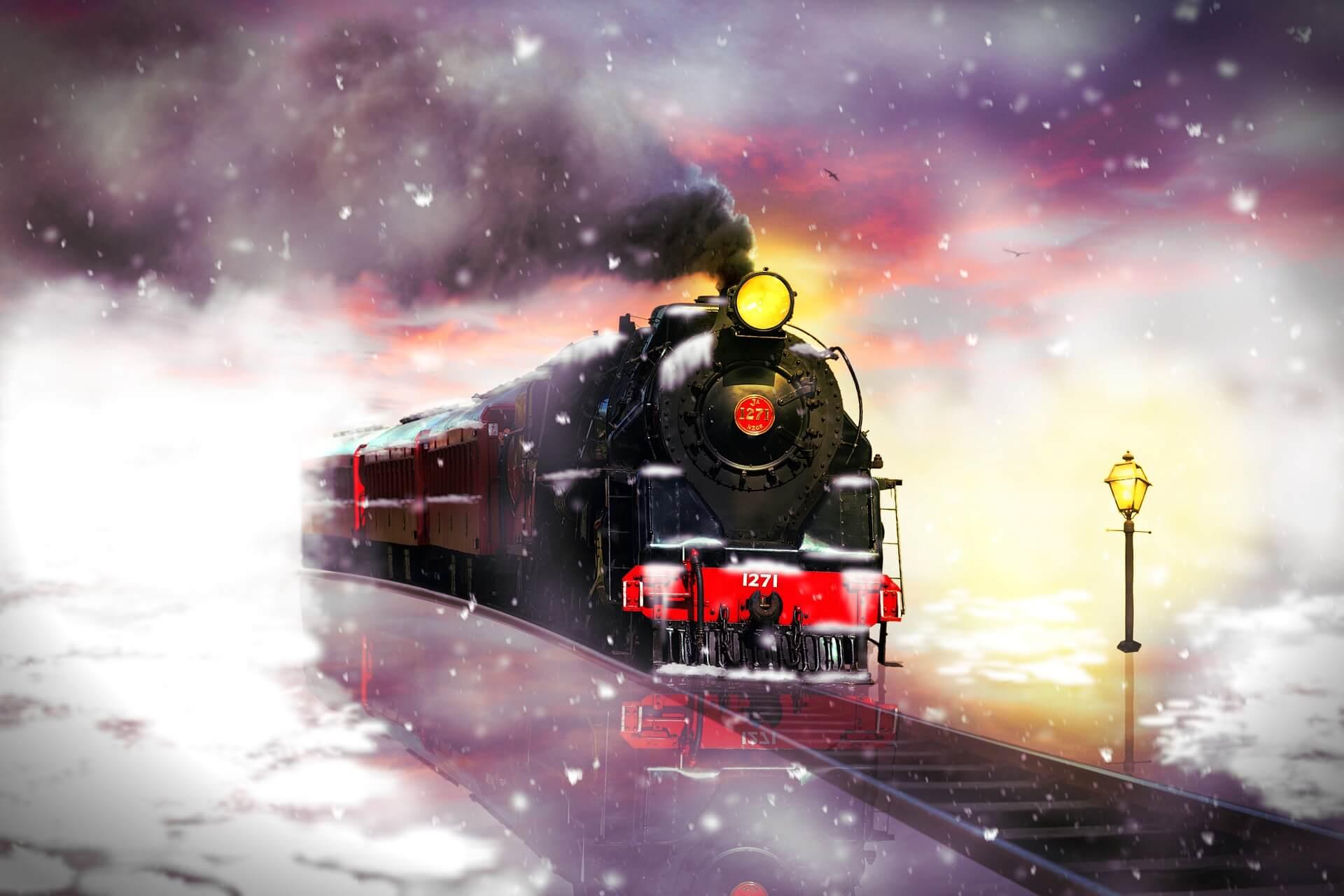 teachingSOLUTIONS Polar Express: You