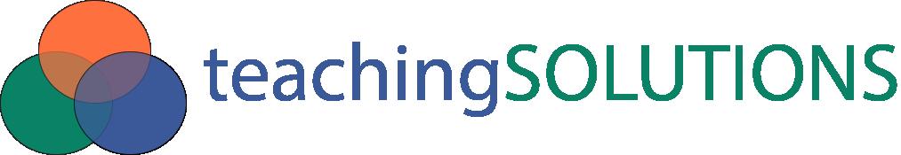 Teaching Solutions Logo