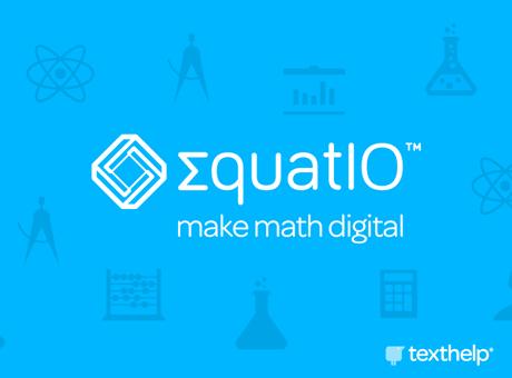 Math, EquatIO and Moodle