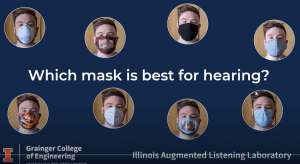 Which mask is best for hearing?